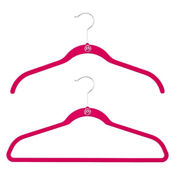 Non Slip Clothes Hangers Untral Thin Space Saving Felt Hangers IEOKE Velvet Hangers with Clips Slim Pants Suits and Skirts Hangers 20 Pack, Black