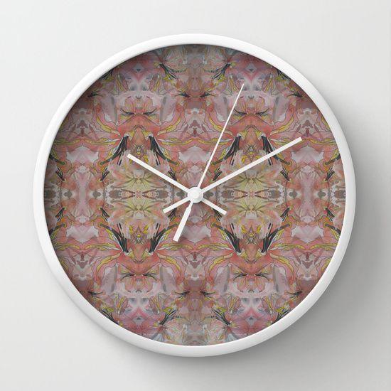 lilium! http://society6.com/product/lilium-wu3_wall-clock#33=283&34=285