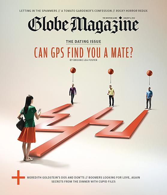 Boston Globe Magazine 2012