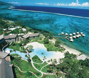 Aggie Grey's Resort Apia, Samoa. this is my home Apia.