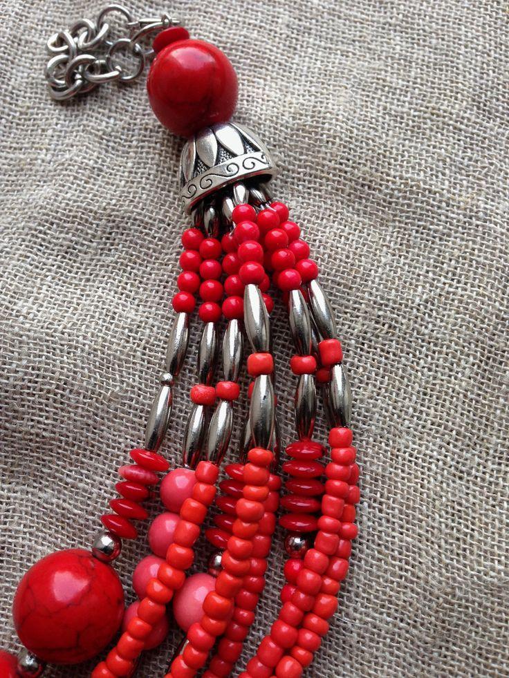 #Ethno #Bijoux #Handmade #Accessories #ожерелье #этнобохо