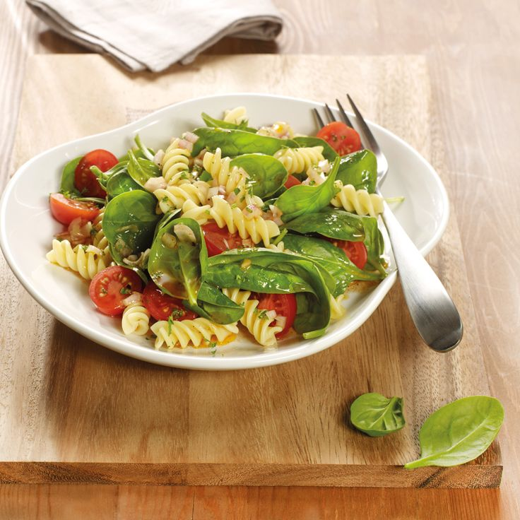 Spinat-Nudel-Salat Rezepte | Weight Watchers