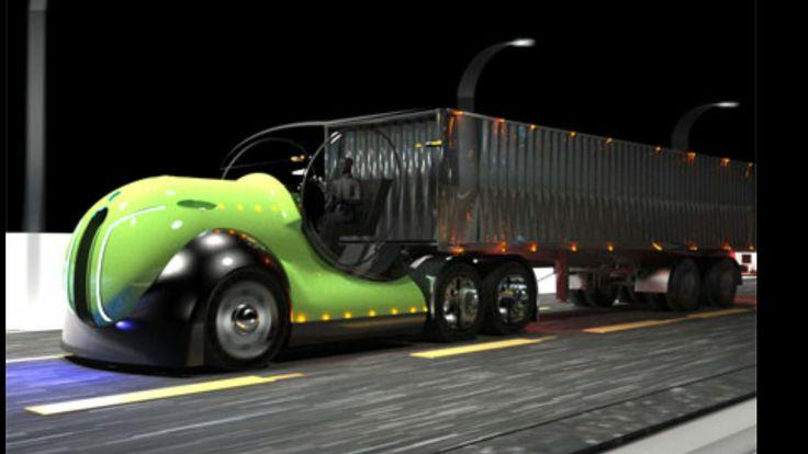 Pictures Of Future Trucks: In The Future Semi Truck
