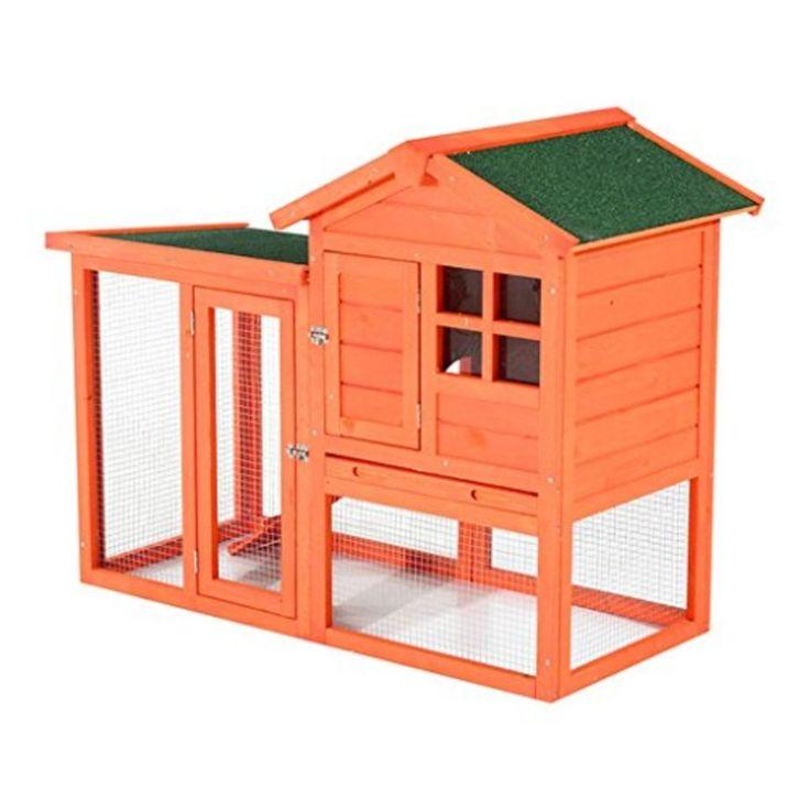 cool 74 Simple Cheap DIY Wooden Chicken Coop Ideas https://wartaku.net/2017/08/29/74-simple-cheap-diy-wooden-chicken-coop-ideas/