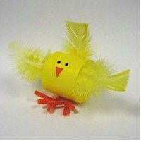 easter craft - squeal, so cuuuuuuuuute, wish my two were little again so that I could make these with them!