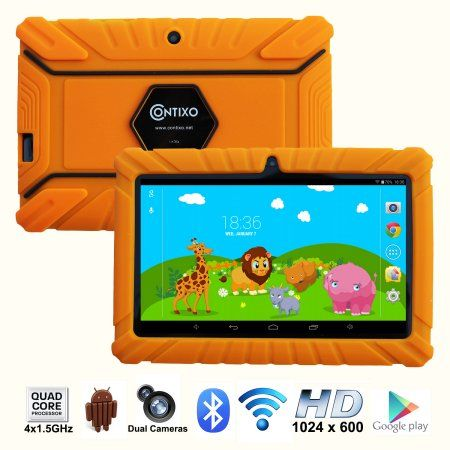 Electronics Kids tablet, Protective cases, Parental control