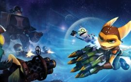 WALLPAPERS HD: Ratchet & Clank Full Frontal Assault