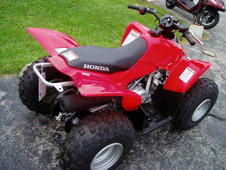 New 2016 Honda TRX 90X ATVs For Sale in Indiana. 2016