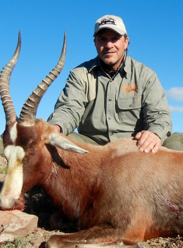One Tough HuntAfrican Safari, Tough Hunting