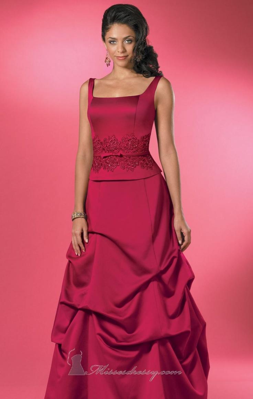 Excelente Jordan Vestidos De Dama De La Moda Ilustración - Colección ...