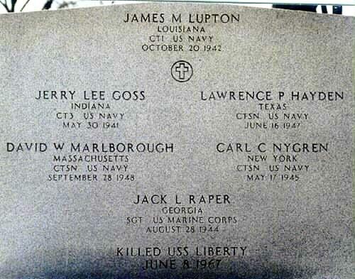 CTSN David Walter Marlborough (Maine), USN, September 28, 1948 - June 8, 1967 (RIP)