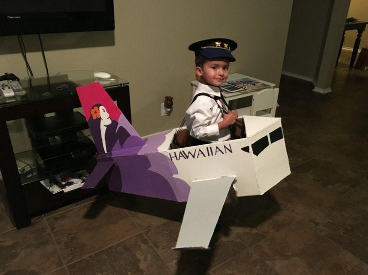 DIY airplane costume                                                                                                                                                                                 More