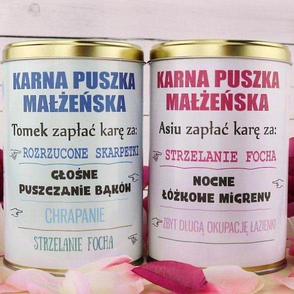 Karne Skarbonki Z Personalizacja Toddler Crafts Boyfriend Gifts Handmade Inspiration