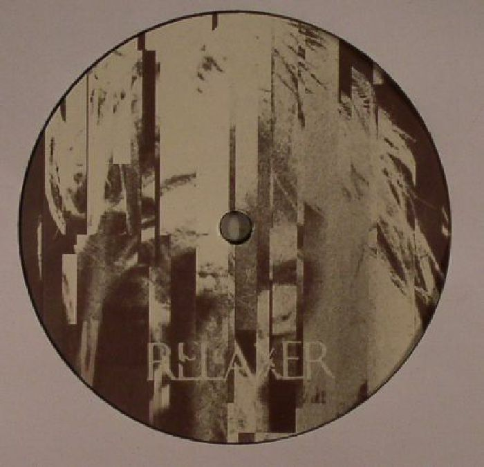The artwork for the vinyl release of: Relaxer - Tranquility 2 (Relaxer) #music Techno