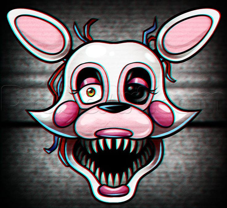 five night at fteddys draw | how-to-draw-mangle-from-five-nights-at-freddys-2_1_000000021494_5.png