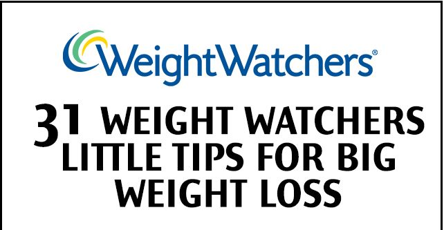 Hit Like Facebook Page to get our daily Weight Watchers Recipes and Tips!  If you've gotten the Weight Watchers Online Plus to try and lose excess fat, congratulations! You'll need more than good intentions to start living the healthy lifestyle, though. Fear not, because here are 6 tips you can us…