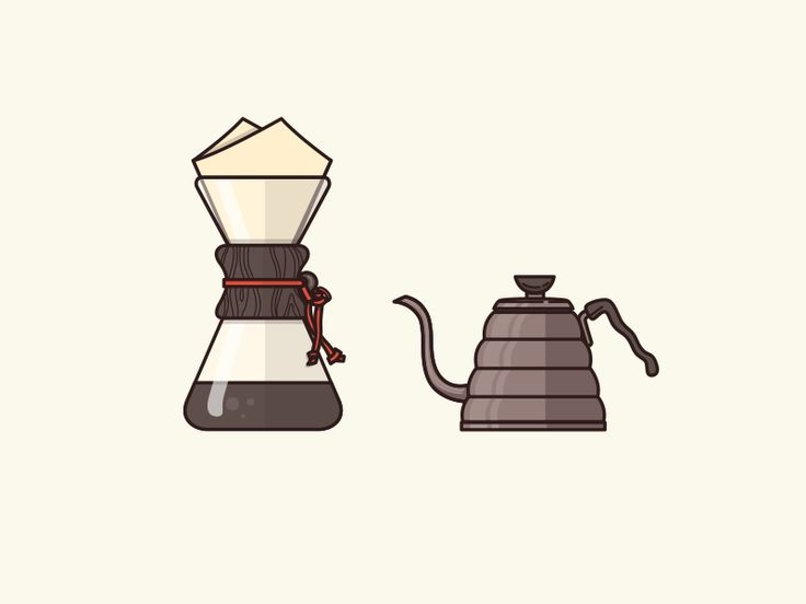 How Does Chemex Coffee Maker Work : 61 best images about coffee white background on Pinterest Coffee time, Coffee maker and ...