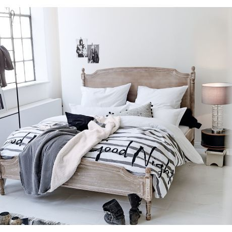 die 25 besten ideen zu shabby chic betten auf pinterest. Black Bedroom Furniture Sets. Home Design Ideas