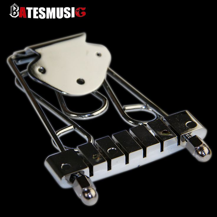 $11.90 (Buy here: https://alitems.com/g/1e8d114494ebda23ff8b16525dc3e8/?i=5&ulp=https%3A%2F%2Fwww.aliexpress.com%2Fitem%2FChrome-4-String-Archtop-Bass-Guitar-Tailpiece-Bridge-Bass-Bridge-Parts-high-quality-metal-guitar-accesories%2F32563584146.html ) Chrome 4 String Archtop Bass/Guitar Tailpiece Bridge Bass Bridge Parts  high quality metal guitar accesories for just $11.90