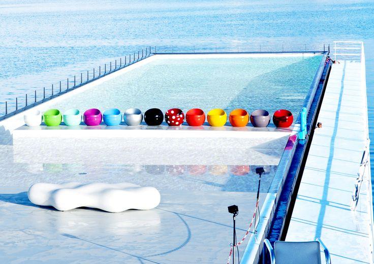 Ball Chairs by XLBoom