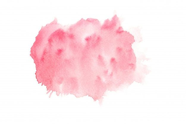 Soft Wash Pink Watercolor Texture Background Watercolor Texture