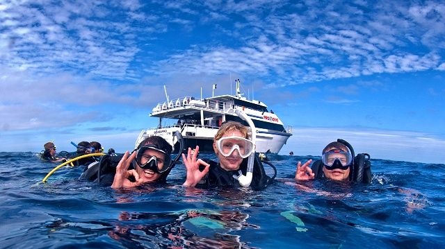 Pro Dive Cairns - Great Barrier Reef Scuba Diving Liveaboard Trips And PADI Diver Training Queensland  or I could become a padi rescue diver