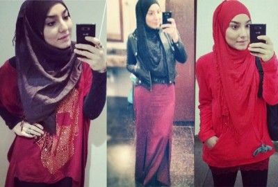 roupas da moda para muculmanas hijab