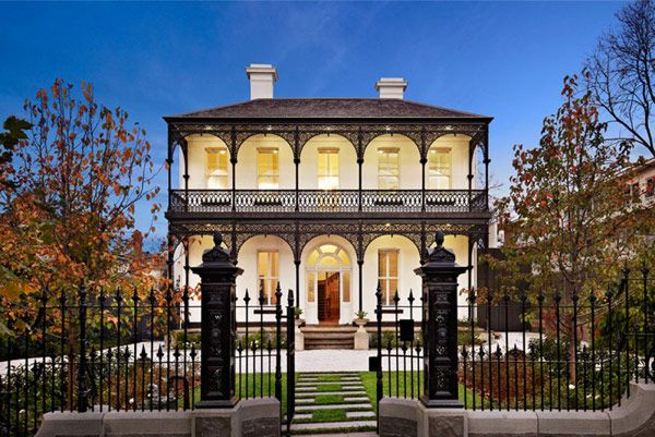 Australian architecture - Victorian Federation housing