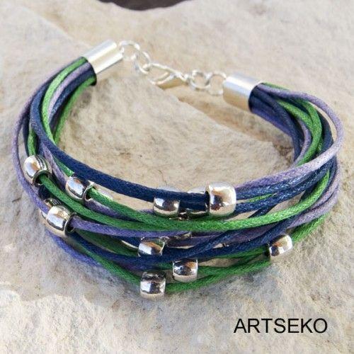 OS 44, uma pulseira de corda