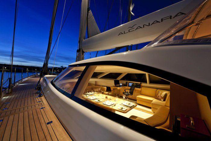 alcanara luxus yacht luxusyachten yacht kaufen