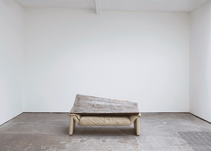 Michael Dean, yes no (working title), 2012, courtesy the artist, Herald St, London and Supportico Lopez, Berlin.