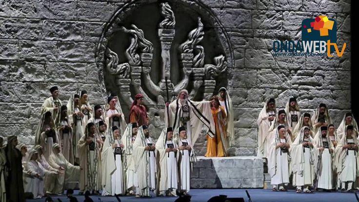 Il Nabucco di Daniel Oren alla Reggia di Caserta Ondawebtv