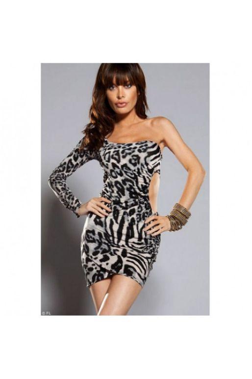 Соблазнительное платье тигровой расцветки whatsap instagram @clubdress артикул - Артикул: A3102  Чувственная. дерзкая - именно такой ты почувствуешь себя в этом платье. Оно подчеркнет твои формы. прекрасные линии тела. Цвет: серый подробнее ->http://26.club-dress.ru/index.php?route=product/product&product_id=536