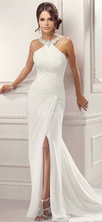 Unique 100+ Beautiful Beach Wedding Dresses to Inspire You https://bridalore.com/2017/07/03/100-beautiful-beach-wedding-dresses-to-inspire-you/