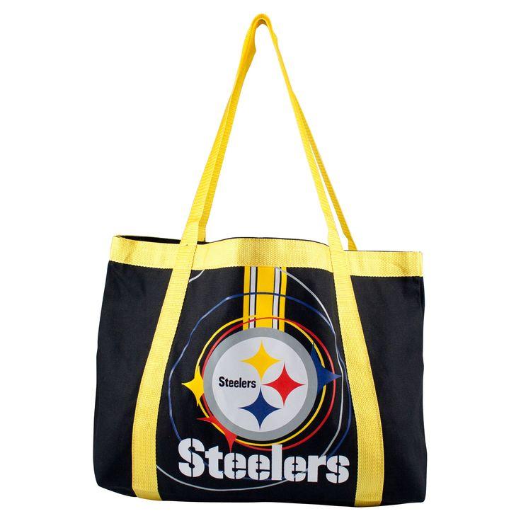 NFL Pittsburgh Steelers Team Tailgate Tote
