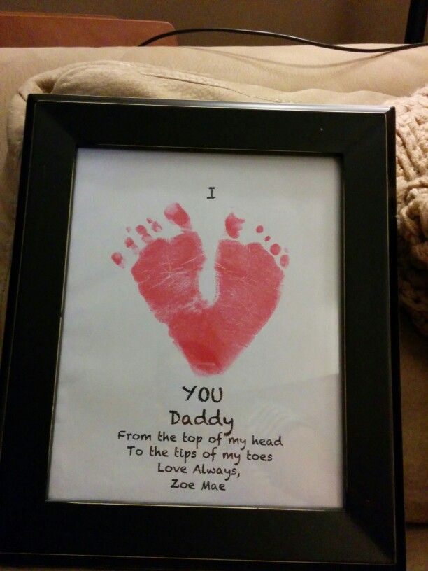 Pinterest success. Will be gift from my daughter to my husband for Father's Day!