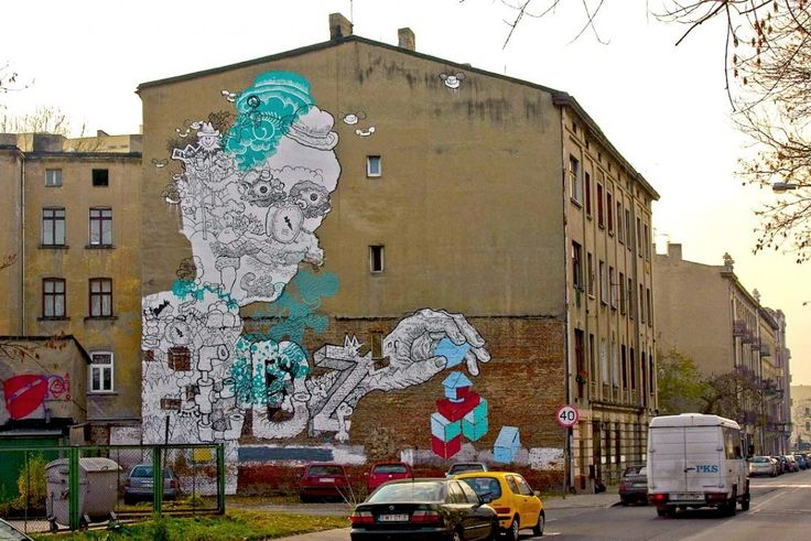 "Gregor - Lodz, Poland - Global Graffiti, Street Art & Funky Words - Funk Gumbo Radio - Funk Gumbo Radio: http://www.live365.com/stations/sirhobson and ""Like"" us at: https://www.facebook.com/FUNKGUMBORADIO"