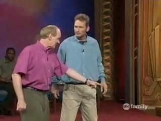 Whose Line is it Anyway - Improbable Mission: Laundry