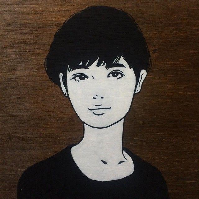 フウライ堂新聞 : KYNE展本日6:00〜ATフウライ堂俺はこの子推し