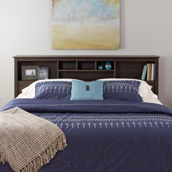 Best 25 Bookcase Headboard Ideas On Pinterest Bed Shelf