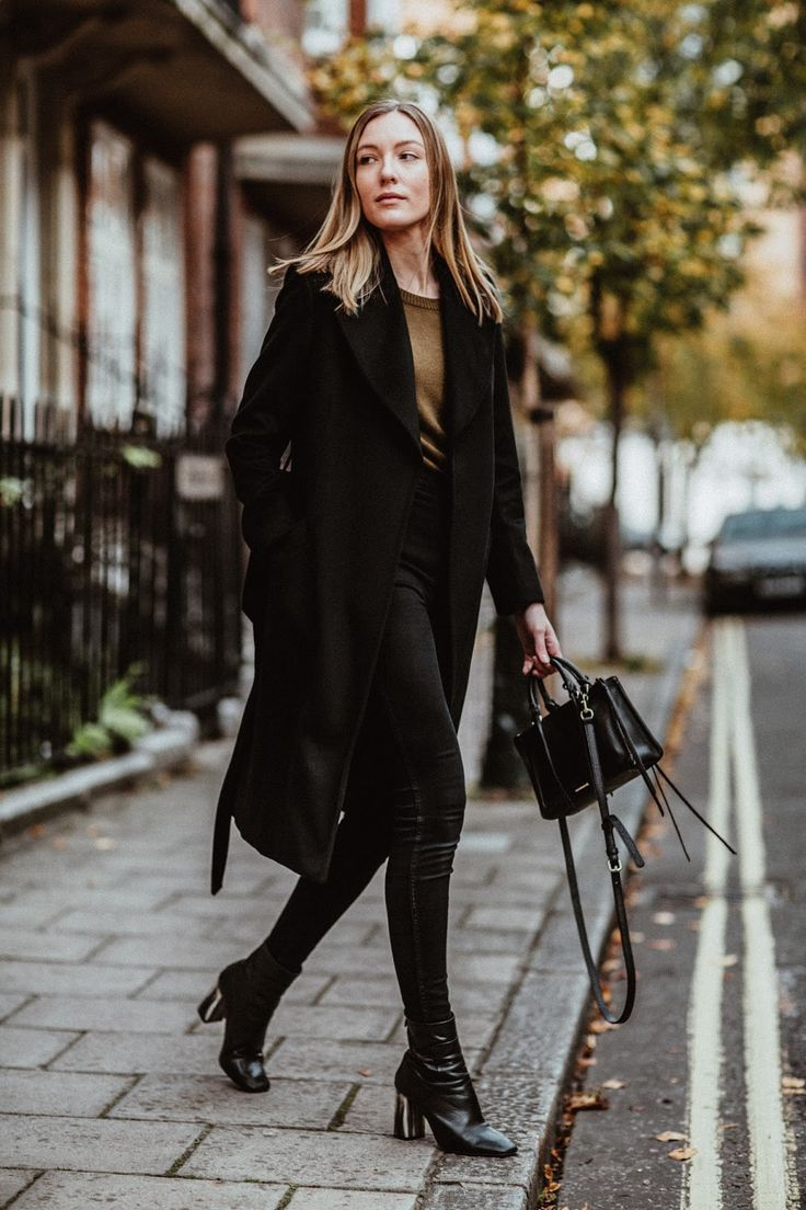 Rachele Edson: The Perfect Winter Coat