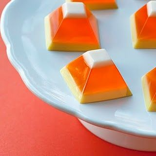 Candycorn Jell-o