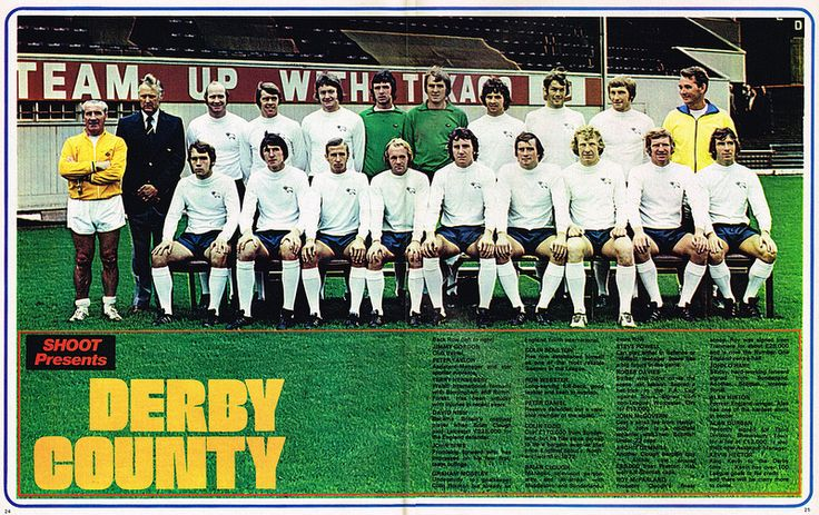 1973/74 Derby County