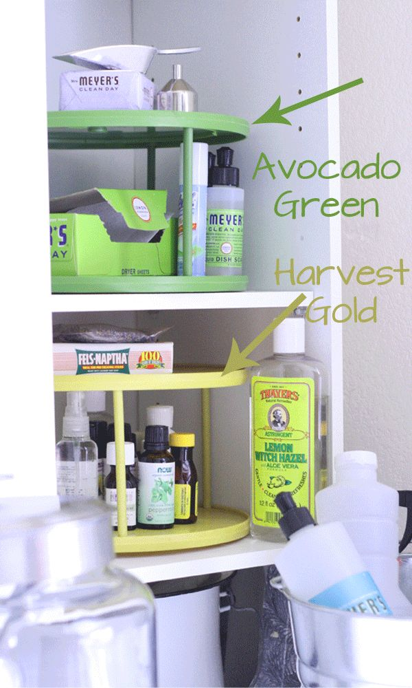 18 best images about mrs meyers clean day on pinterest for Avocado kitchen cabinets
