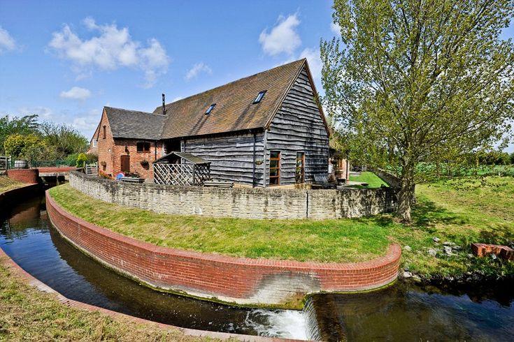 Charming converted barns