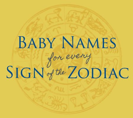 24 Baby Names for Every Sign of the Zodiac! | Disney Baby