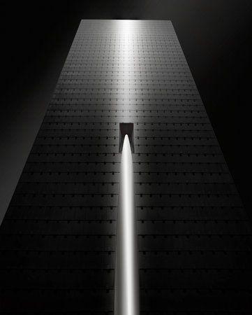 """ kpn tower "" Des.: Renzo P... by Gerhard Fuhs"