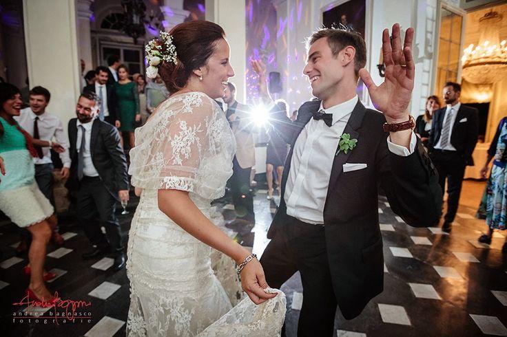 Andrea Bagnasco Fotografie | Fiori di Tulle Wedding Photography Blog #wedding #photoghraphy #fotografo #matrimonio #santamargherita #villadurazzo #villa #durazzo #dancing