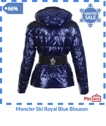 The Moncler Ski Royal Blue Blouson become a popular winter clothes brand. Designers follow the simple, comfortable design, the use of novel lapel design, very easy to mix; the whole body to use the classic casual design, relaxing the tension, more approachable; chest Moncler logo, full highlight the wearer's elegance fashion.  Check out at http://pinverts.com/Moncler-Ski-Royal-Blue-Blouson_tuh38bk