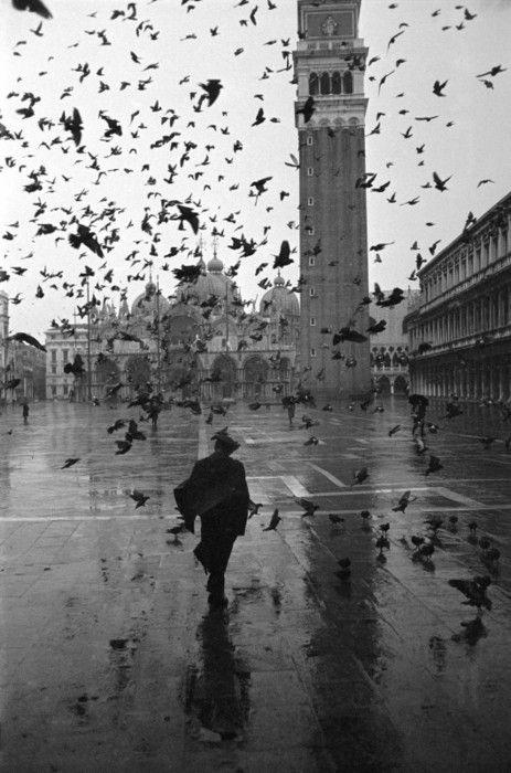 Rainy Day: Squares, Sanmarco, Know Marco, Piazza San, Romantic Places, Black White, Venice Italy, Travel, Photo
